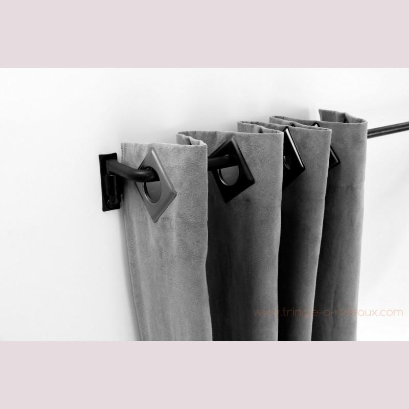 tringle a rideau fine. Black Bedroom Furniture Sets. Home Design Ideas