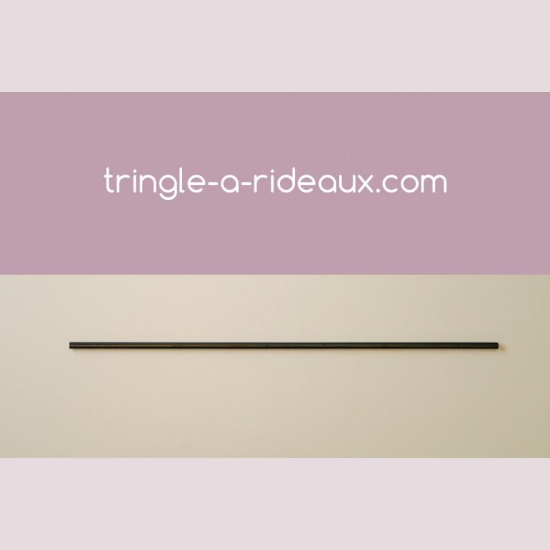 Tringle rideaux mur mur entre murs mod le classique sur mesure en fer forg tringle a - Tringle rideau mur a mur ...