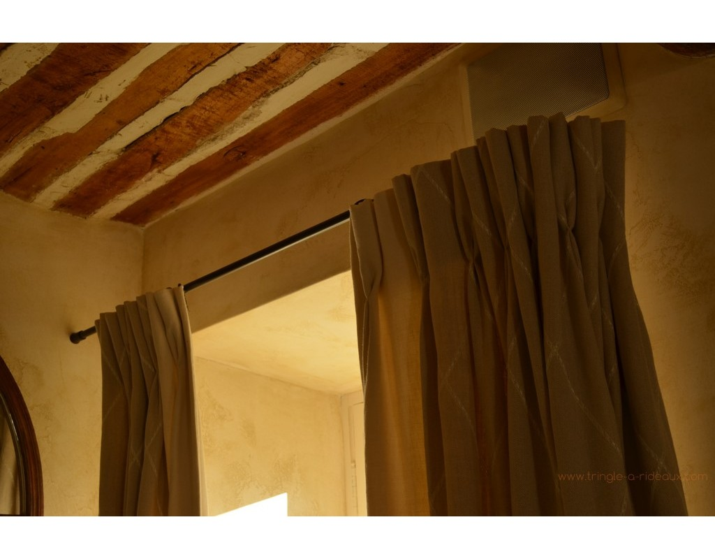tringle rideaux provencale naissance sur mesure en fer. Black Bedroom Furniture Sets. Home Design Ideas