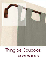 Tringle à rideau coudée - www.tringle-a-rideaux.com