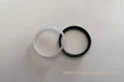 1 anneau silencieux Houlès pour rideaux à oeillets tringle-a-rideaux.com